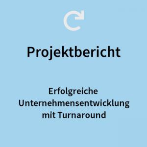 Restrukturierung / Turnaround