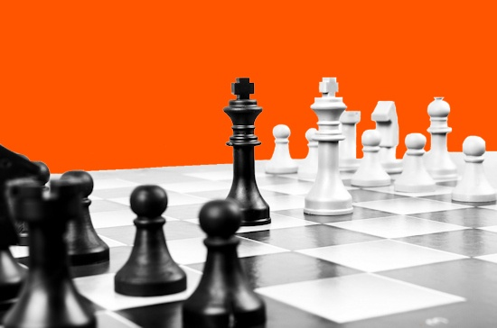 Strategie - chess Piontke Managemententwickler